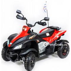Детский квадроцикл 268A (резиновые колеса)