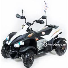 Детский электрический квадроцикл 268B (резиновые колеса)