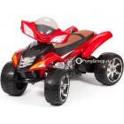 Детский электрический Квадроцикл Quad Pro M007MP (резиновые колеса, кожа)