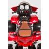 Детский квадроцикл Quad Pro M007MP BJ 5858 (с резиновыми колесами, кожаным сиденьем)