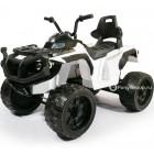 Детский квадроцикл RF707 (резиновые колеса, кожа)
