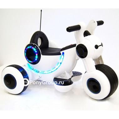 Детский мотоцикл Y-MAXI YM77 (с резиновыми колесами)