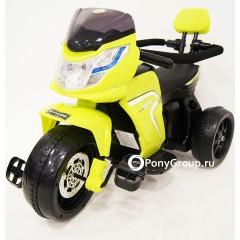 Детский электромотоцикл / велосипед 2в1 MOTO O777OO