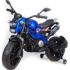 Детский мотоцикл MOTO SPORT DLS01 YEG2763 (резиновые колеса, кожа)