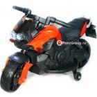 Детский мотоцикл Moto JC 918 (резиновые колеса, кожа)