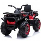 Детский квадроцикл T007MP (резиновые колеса, кожа)