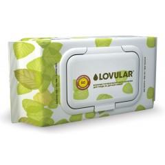 Влажные фито-салфетки LOVULAR 80 шт/уп (429083)