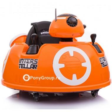 Детский электромобиль ANDROID COSMIC M77AA (резиновые колеса, кожа)
