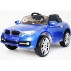 Детский электромобиль BMW 5 P333BP (резиновые колеса, кожа)