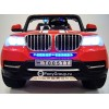 Детский электромобиль BMW T003MP 4x4 S9088 (двухместный, полноприводный 4WD с резиновыми колесами и кожаным сиденьем)