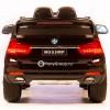 Детский электромобиль BMW X5 M555MP (резиновые колеса, кожа)