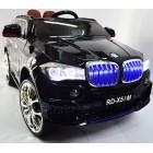 Детский электромобиль BMW X5 E002KX (резиновые колеса, кожа)