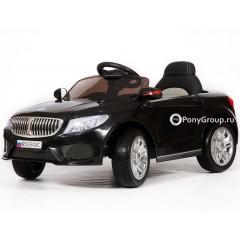 Детский электромобиль BMW Б555ОС (резиновые колеса, кожа)