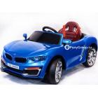 Детский электромобиль BMW HC 6688 (резиновые колеса, кожа)