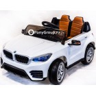 Детский электромобиль BMW JH-9996 (резиновые колеса, кожа)