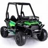 Детский электромобиль BUGGY JS360 (двухместный с резиновыми колесами и кожаным сиденьем)