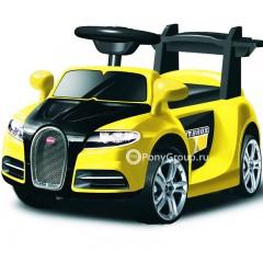 Детский электромобиль Bugatti ZPV001