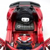 Детский электромобиль Bugatti Divo HL338 (с резиновыми колесами, кожаным сиденьем)