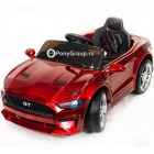 Детский электромобиль FORD GT LQ817A (резиновые колеса, кожа)