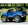 Детский электромобиль FORD RANGER F650 4x4 (двухместный, полноприводный 4WD с монитором MP4, резиновыми колесами и кожаным сиденьем)