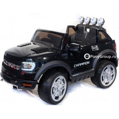Детский электромобиль FORD RAPTOR BBH 1388 (с резиновыми колесами, кожаным сиденьем)