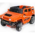 Детский электромобиль HUMMER BBH1588 (резиновые колеса, кожа)