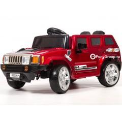 Детский электромобиль Hummer M333MP (резиновые колеса, кожа)