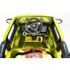 Детский электромобиль JEEP WRANGLER J235 (резиновые колеса, кожа)