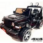 Детский электромобиль JEEP RUBICON 4x4 DK-JWR555 (ПОЛНЫЙ ПРИВОД, резиновые колеса, кожа)