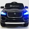 Детский электромобиль JAGUAR F-PACE P111BP (резиновые колеса, кожа)