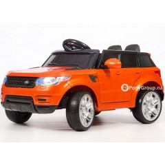 Детский электромобиль LAND ROVER M999MP (резиновые колеса, кожа)
