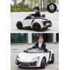 Детский электромобиль Lykan HyperSport QLS 5188 4x4 (полноприводный 4WD с резиновыми колесами и кожаным сиденьем)