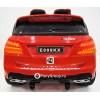 Детский электромобиль Mercedes-Benz BRABUS E009KX (с резиновыми колесами, кожаным сиденьем)