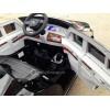 Детский электромобиль Mercedes-Benz S600 AMG (резиновые колеса, кожа)