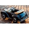 Детский электромобиль Mercedes-Benz 300S LS-618 (с резиновыми колесами и кожаным сиденьем)