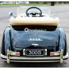 Детский электромобиль Mercedes-Benz 300S (резиновые колеса, кожа)
