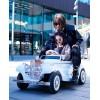 Детский электромобиль Mercedes-Benz 540K YSA-200 4x4 (полноприводный 4WD с резиновыми колесами и кожаным сиденьем)