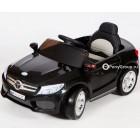 Детский электромобиль Mercedes-Benz Б111ОС (резиновые колеса, кожа)