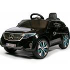 Детский электромобиль Mercedes-Benz EQC 4004 MATIC HL378 (резиновые колеса, кожа)