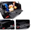 Детский электромобиль Merсedes-Benz G63 AMG 4WD (ШЕСТИКОЛЕСНЫЙ, ПРИВОД 4WD, ДВУХМЕСТНЫЙ, резиновые колеса, кожа)