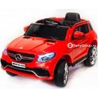 Детский электромобиль Mercedes-Benz GLE63S AMG (резиновые колеса, кожа)