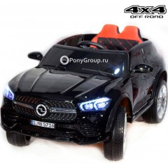 Детский электромобиль Mercedes-Benz GLE Coupe 4x4 YCK5416 (ПОЛНЫЙ ПРИВОД, резиновые колеса, кожа)