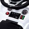 Детский электромобиль Mercedes-Benz GLS 63 AMG HL600 (с резиновыми колесами и кожаным сиденьем)
