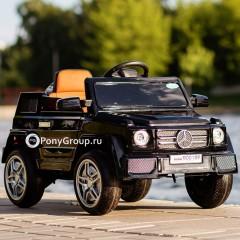 Детский электромобиль Mercedes-Benz M001MP NEW (резиновые колеса, кожа)