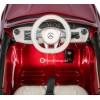 Детский электромобиль Mercedes-Benz Maybach S650 Cabriolet ZB188 (с резиновыми колесами и кожаным сиденьем)