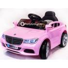 Детский электромобиль Mercedes-Benz XMX 816 (резиновые колеса, кожа)