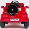 Детский электромобиль Mers O004OO VIP (резиновые колеса, кожа)