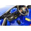 Детский электромобиль Porsche Cayenne E008KX (резиновые колеса, кожа)