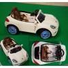 Детский электромобиль PORSCHE Panamera А444АА VIP (с резиновыми колесами, кожаным сиденьем)