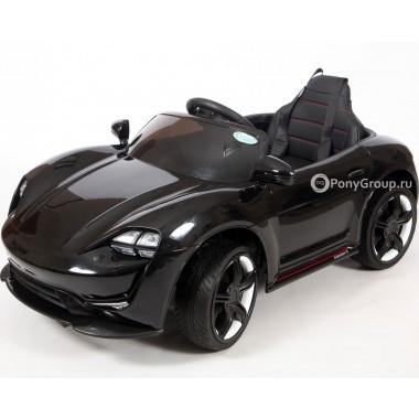 Детский электромобиль PORSCHE Sport M777MP (с резиновыми колесами, кожаным сиденьем)
